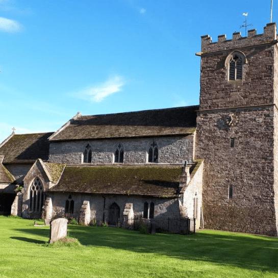 St Mary's Church, Almeley