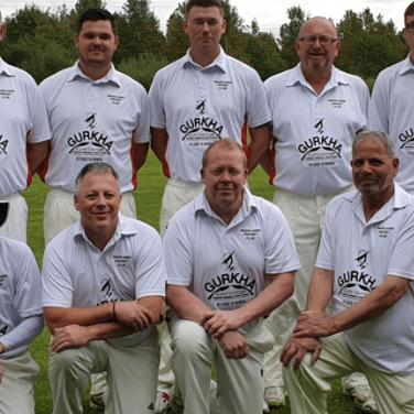 Washlands Cricket Club