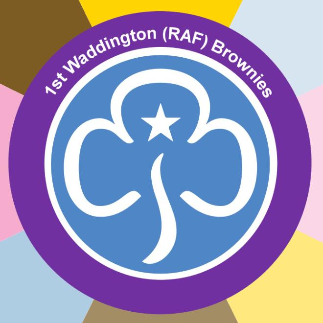 1st Waddington (RAF) Brownies