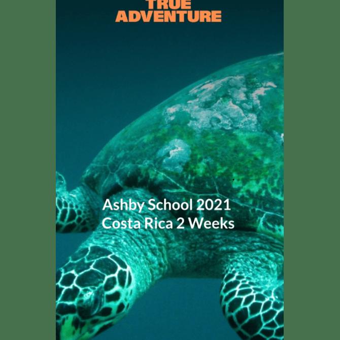 True Adventure Costa Rica 2021 - Oliver Welton