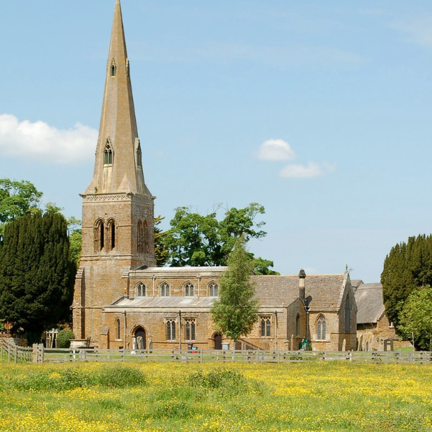 St Leonard's Church, Loddington