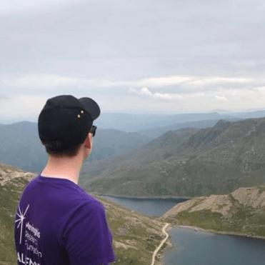 Meningitis Research Foundation Three Peaks Challenge 2020 - Sam Warwick