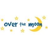 Over The Moon Foundation cause logo