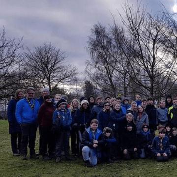 World Scout Jamboree USA 2019 - Lisa Scott