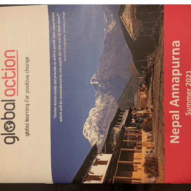 Global Action Nepal 2021 - Owen Francis