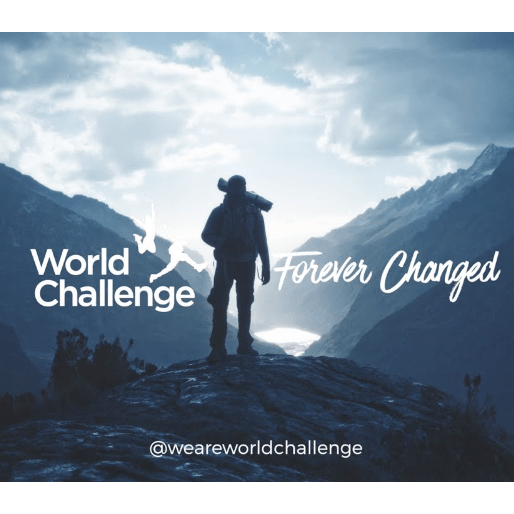 World Challenge Borneo 2021 - Dominic Ferguson