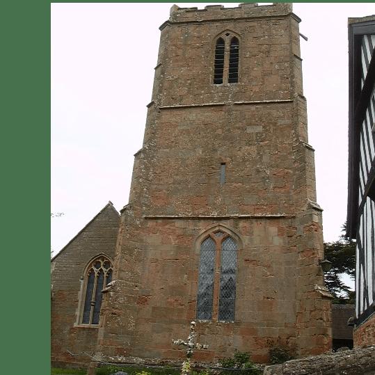 St Bartholomew's Church Redmarley