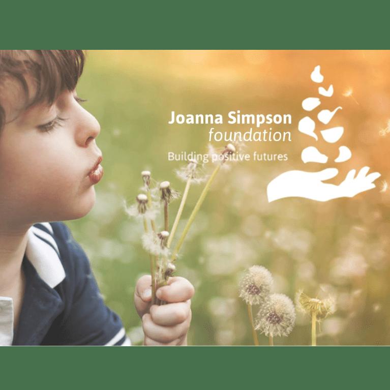 Joanna Simpson Foundation cause logo