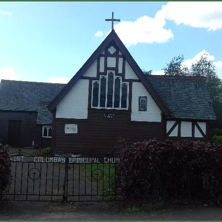 St Columba's Church - Perth