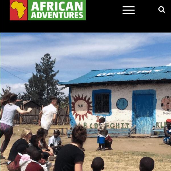 African Adventures Kenya 2019 - Kiera Tulk