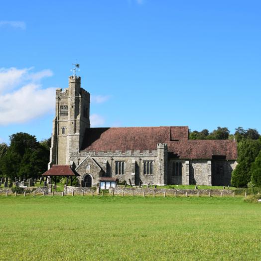 Friends of St, John the Baptist Church, Harrietsham