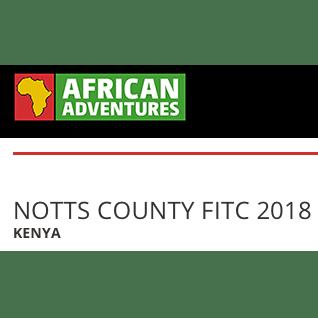 African Adventure Kenya 2018 - Chloe Bradley