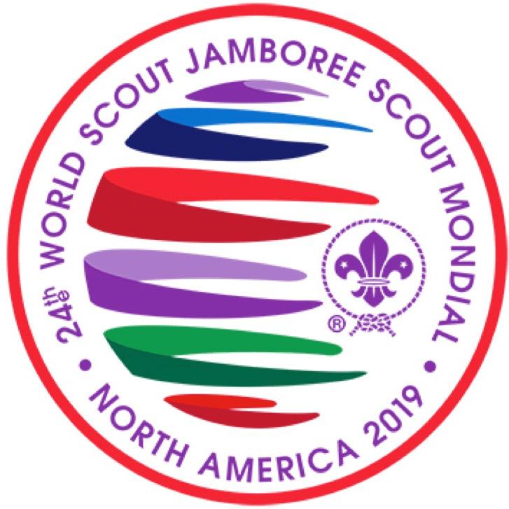 World Scout Jamboree USA 2019 - Oscar Mason