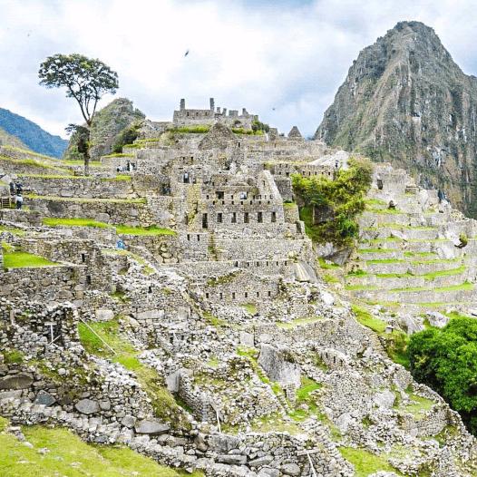 Childreach International Machu Picchu 2018 - David Wait