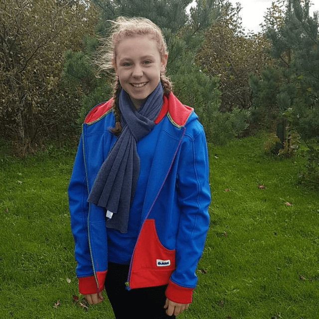 Girlguiding UK ICE 2018 - Holly Peters