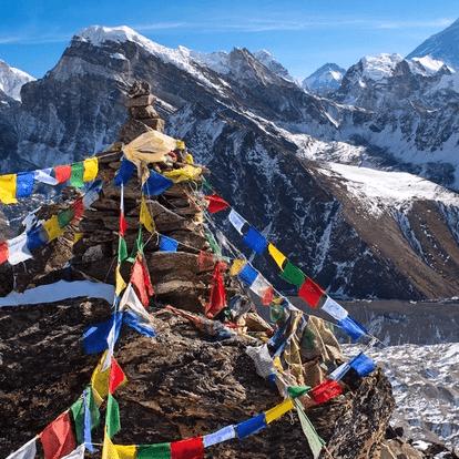 World Challenge Nepal 2018 - Thomas Beaumont