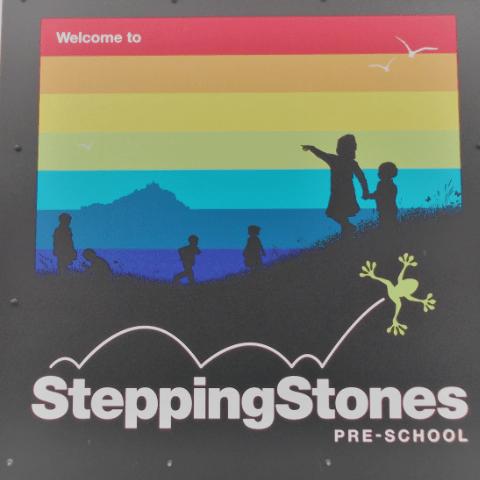 Stepping Stones Preschool, Newlyn