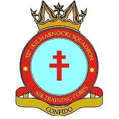 327 (Kilmarnock) Squadron RAF Air Cadets