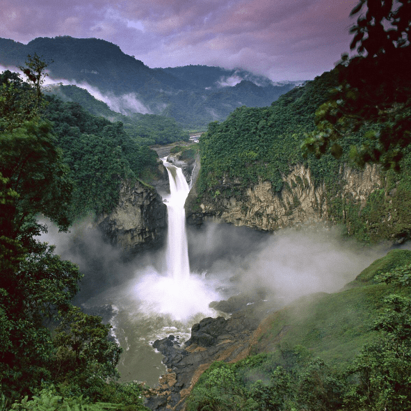 Outlook Expeditions Ecuador - Phoebe Neville