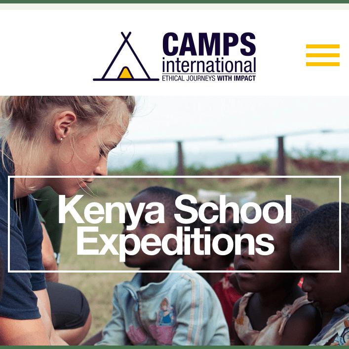 Camps International Kenya 2021 - Josh Hogg