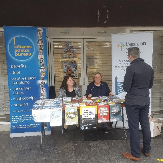 Coatbridge Citizens Advice Bureau
