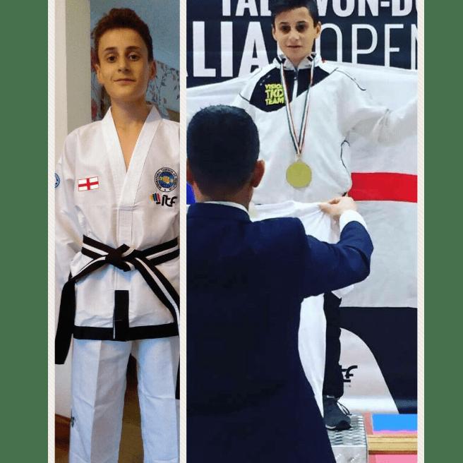 Taekwondo World Championships 2018 - Elaine Hosking