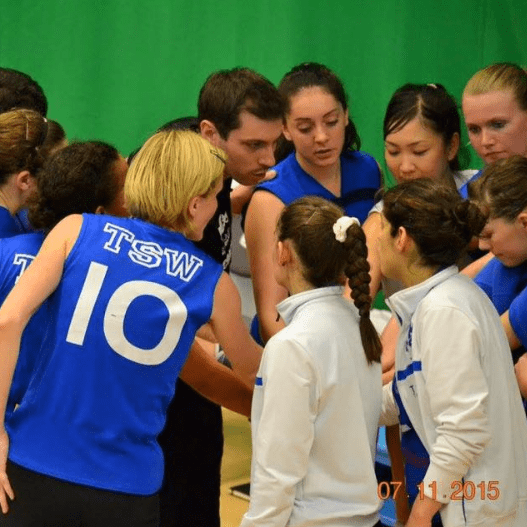 Team South Wales Volleyball Club