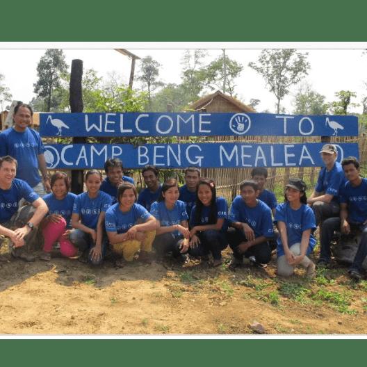 Camps International Cambodia 2019 - George Close