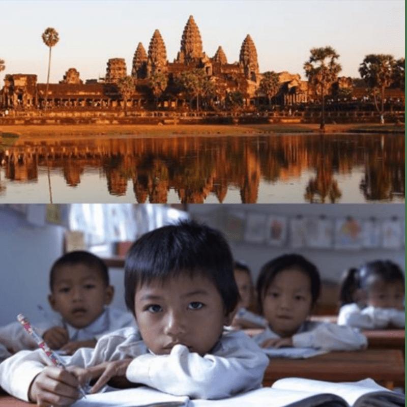 Camps international  Cambodia 2021 - Edward Hallam