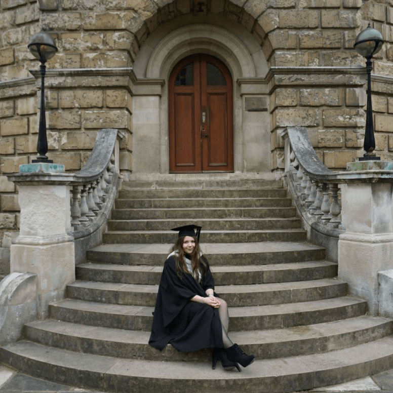 Funds4Uni - Lucy Pearce 2019