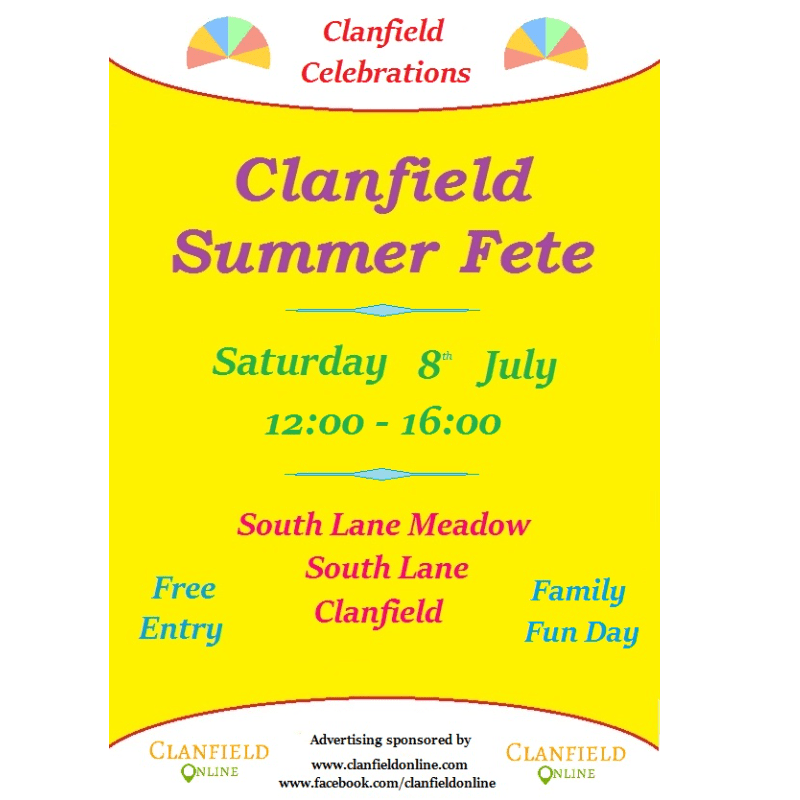 Clanfield Celebrations