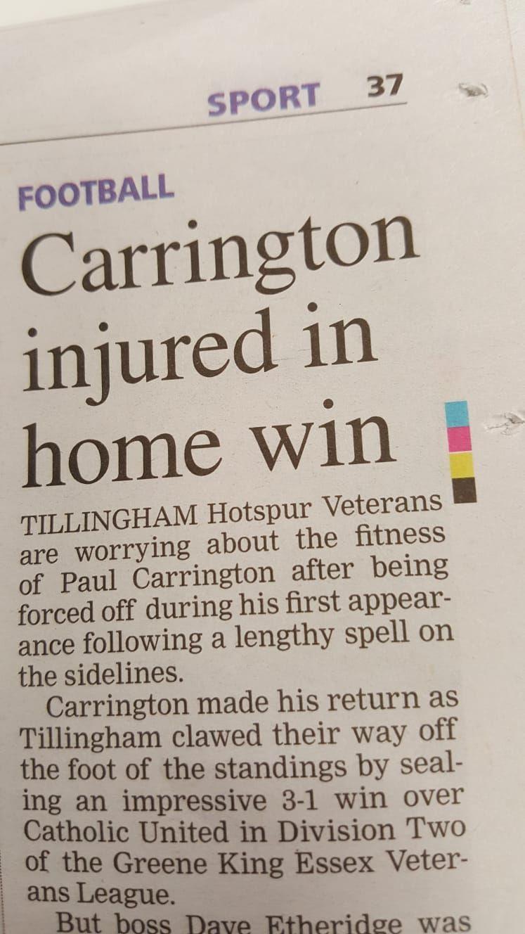 Tillingham Hotspur