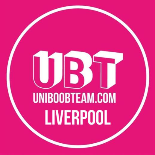 CoppaFeel! Liverpool Uni Boob Team