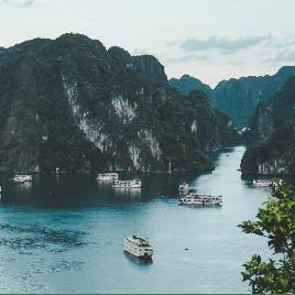 World Challenge Vietnam & Cambodia 2021 - Robert Sinclair