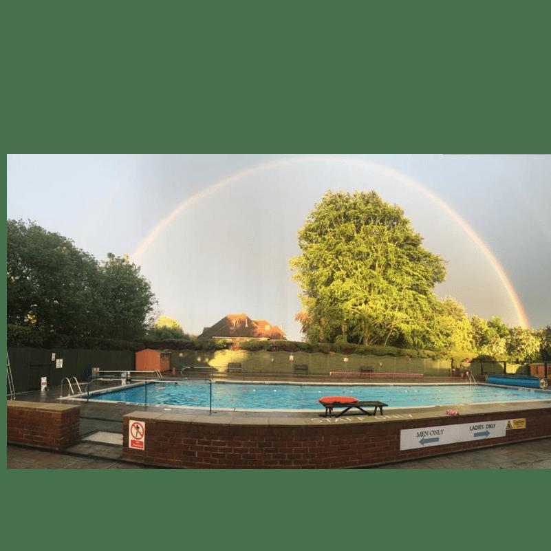 Petersfield Open Air Pool