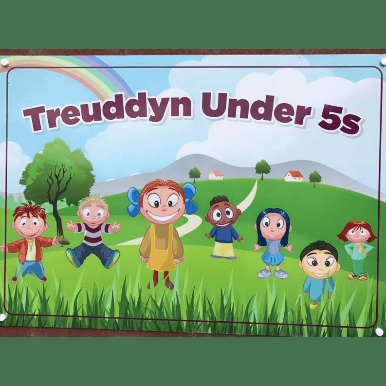 Treuddyn Under 5's