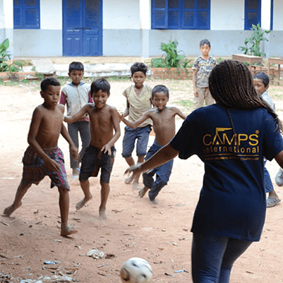 Camps International Cambodia 2018 - Nina Bassini