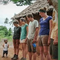 Camps International Borneo 2019 - Frankie Marwick