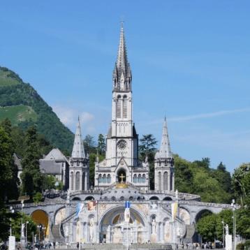 Cat Drescher trip to Lourdes