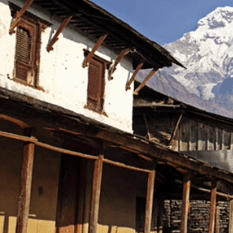 Nepal 2020 - Olly Hannay