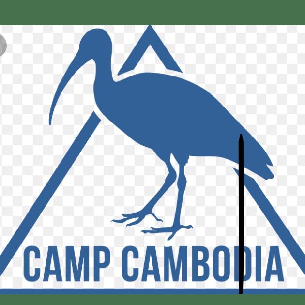 Camps International Cambodia 2019 - Leah White cause logo