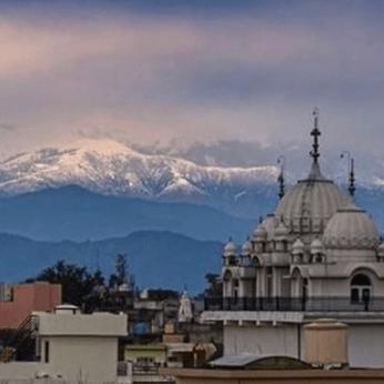 Global Action Himalayas 2021 - Camryn Mackie