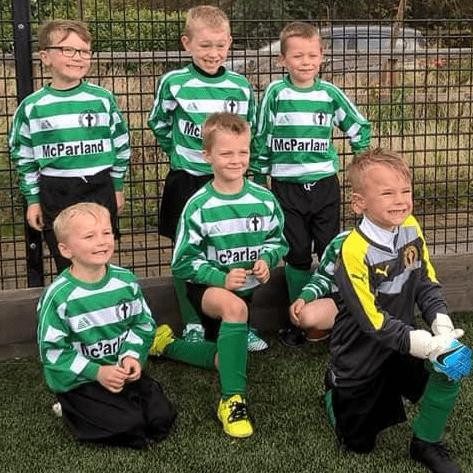 Barrow Celtic Juniors Football Club