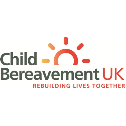 Child Bereavement UK cause logo