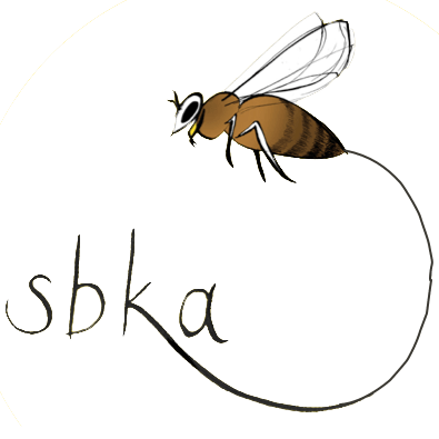 Sheffield Beekeepers Association cause logo