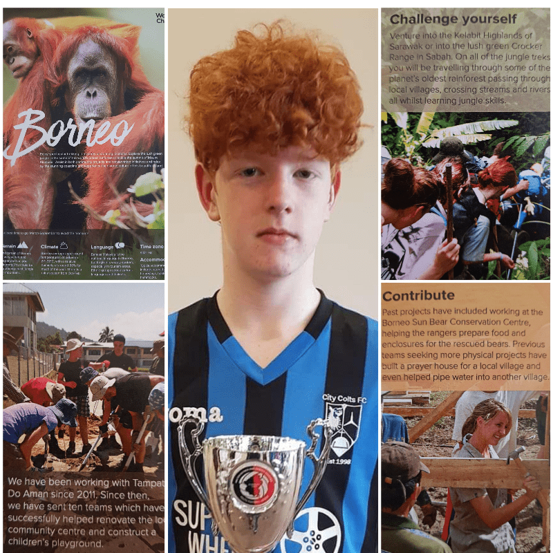 Borneo - Lewys Scott