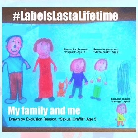 #LabelsLastaLifetime