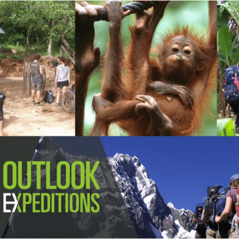 Outlook Expeditions Borneo 2021 - Benji Sawtell