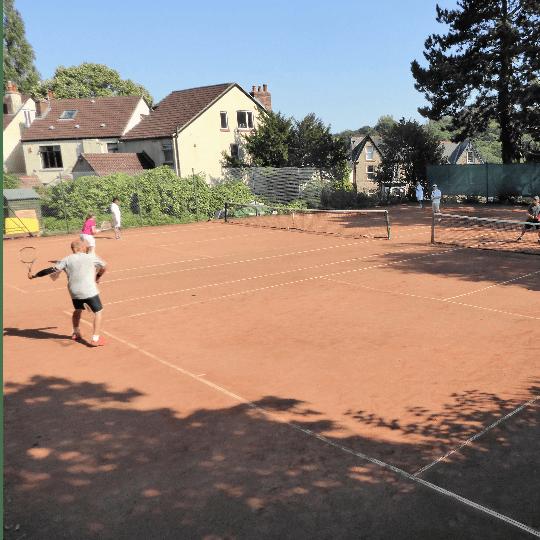 St Andrew's Tennis Club, Sheffield