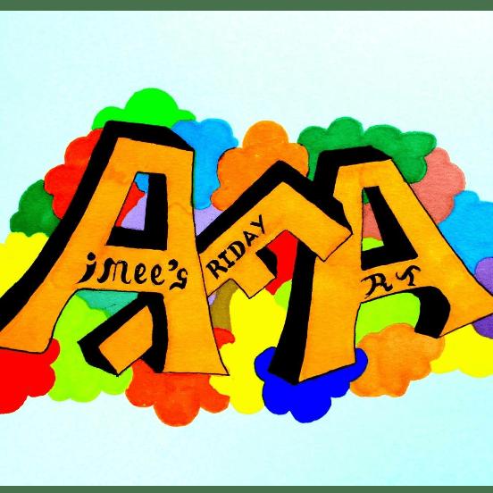 Aimee's Friday Art Group
